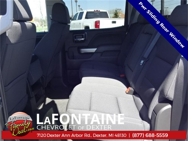 2018 Silverado 1500 Crew Cab 4x4,  Pickup #18C2069 - photo 41