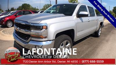 2018 Silverado 1500 Crew Cab 4x4,  Pickup #18C2069 - photo 6