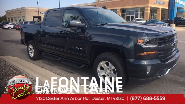 2018 Silverado 1500 Crew Cab 4x4,  Pickup #18C2079 - photo 1