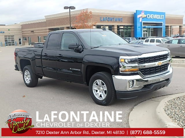 2018 Silverado 1500 Double Cab 4x4, Pickup #18C212 - photo 1