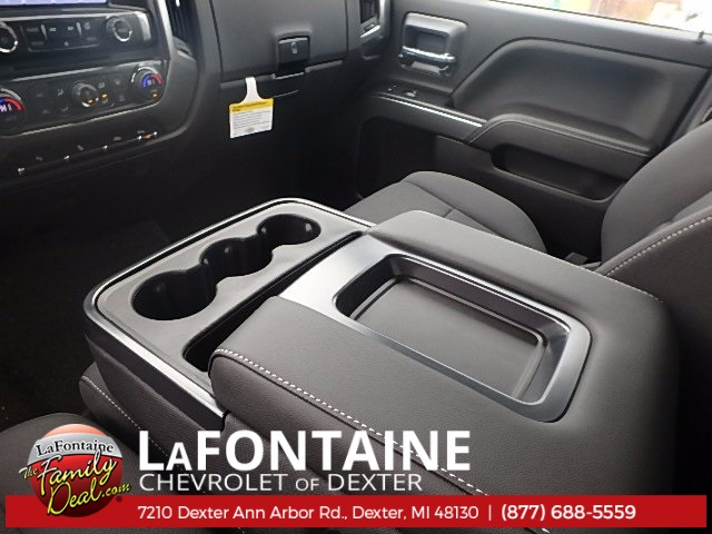 2018 Silverado 1500 Double Cab 4x4, Pickup #18C212 - photo 21