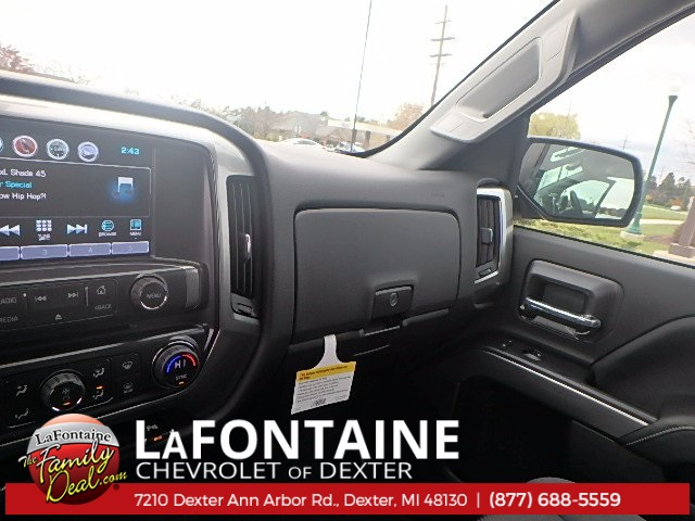2018 Silverado 1500 Extended Cab 4x4 Pickup #18C212 - photo 25