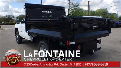 2018 Silverado 3500 Regular Cab DRW 4x4,  Knapheide Rigid Side Dump Body #18C2129 - photo 4