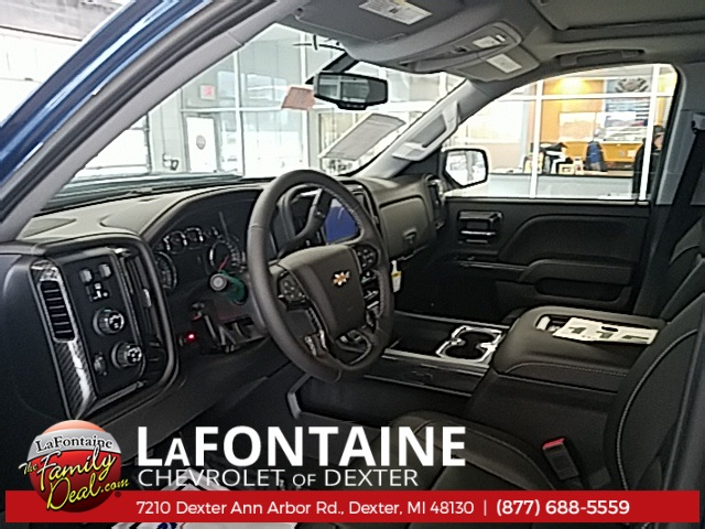 2018 Silverado 1500 Crew Cab 4x4 Pickup #18C311 - photo 11