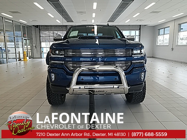 2018 Silverado 1500 Crew Cab 4x4 Pickup #18C311 - photo 3
