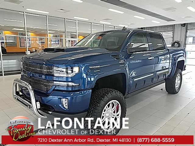 2018 Silverado 1500 Crew Cab 4x4 Pickup #18C311 - photo 6