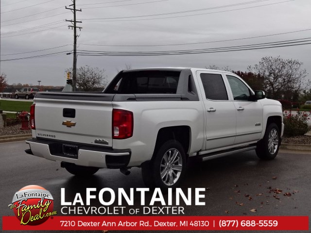 2018 Silverado 1500 Crew Cab 4x4,  Pickup #18C417 - photo 2
