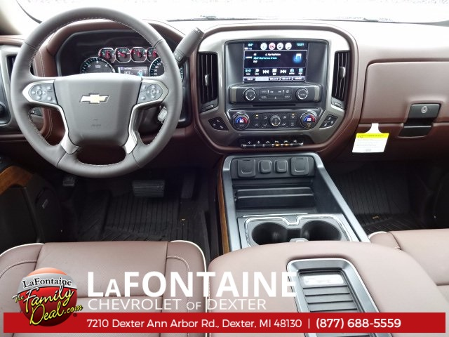 2018 Silverado 1500 Crew Cab 4x4,  Pickup #18C417 - photo 5