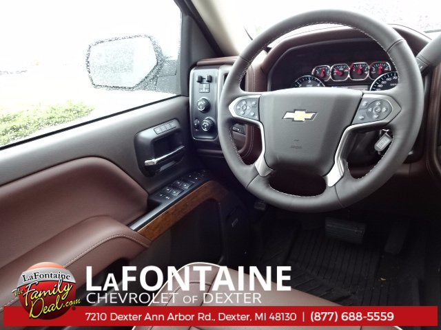 2018 Silverado 1500 Crew Cab 4x4,  Pickup #18C417 - photo 6