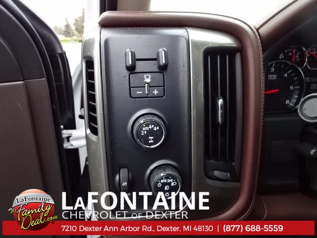 2018 Silverado 1500 Crew Cab 4x4,  Pickup #18C417 - photo 12