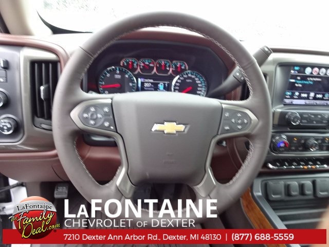 2018 Silverado 1500 Crew Cab 4x4,  Pickup #18C417 - photo 13
