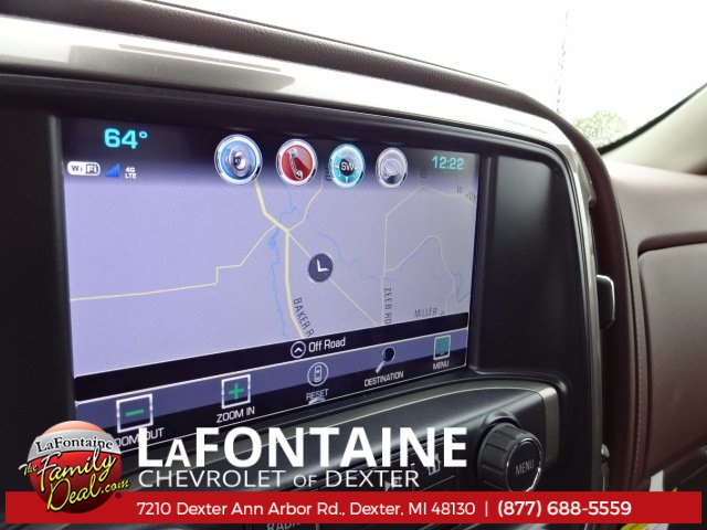 2018 Silverado 1500 Crew Cab 4x4,  Pickup #18C417 - photo 22