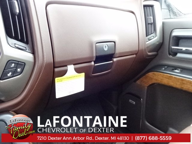 2018 Silverado 1500 Crew Cab 4x4,  Pickup #18C417 - photo 34