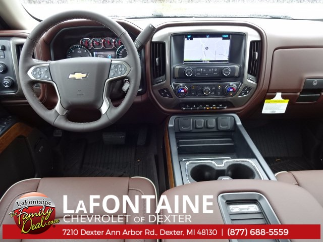 2018 Silverado 1500 Crew Cab 4x4,  Pickup #18C417 - photo 35