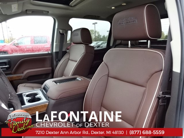 2018 Silverado 1500 Crew Cab 4x4,  Pickup #18C417 - photo 41