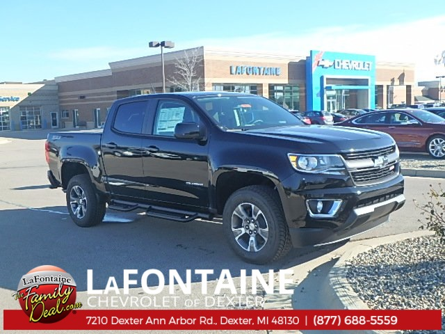 2018 Colorado Crew Cab 4x4 Pickup #18C518 - photo 1