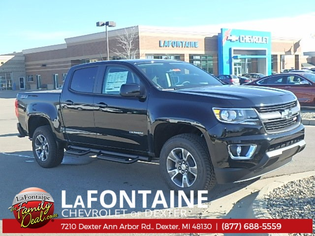 2018 Colorado Crew Cab 4x4 Pickup #18C518 - photo 41