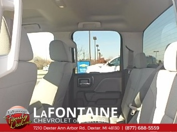 2018 Silverado 2500 Double Cab 4x4,  Pickup #18C533 - photo 32