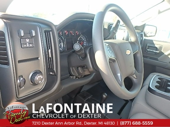 2018 Silverado 2500 Double Cab 4x4,  Pickup #18C533 - photo 13