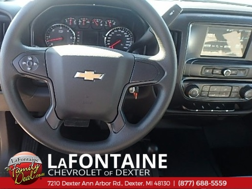 2018 Silverado 2500 Double Cab 4x4,  Pickup #18C533 - photo 15