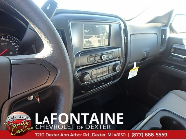 2018 Silverado 2500 Double Cab 4x4,  Pickup #18C533 - photo 19