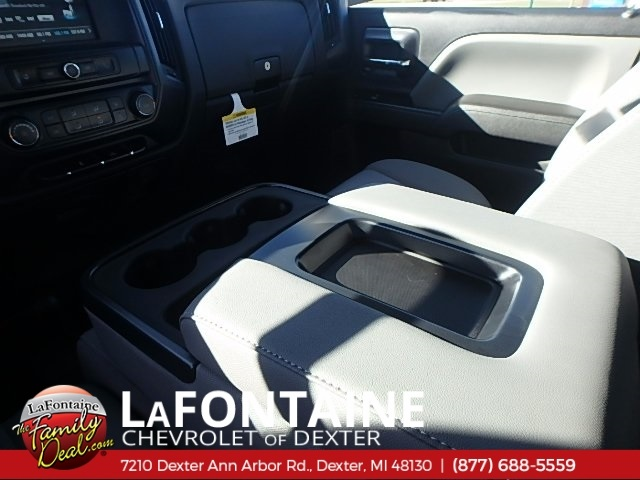 2018 Silverado 2500 Double Cab 4x4,  Pickup #18C533 - photo 24