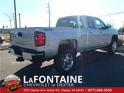 2018 Silverado 2500 Double Cab 4x4,  Pickup #18C533 - photo 2