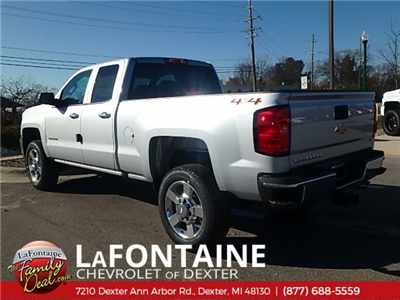 2018 Silverado 2500 Double Cab 4x4,  Pickup #18C533 - photo 3