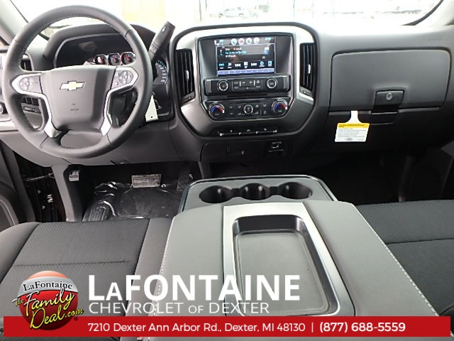 2018 Silverado 1500 Double Cab 4x4, Pickup #18C565 - photo 28