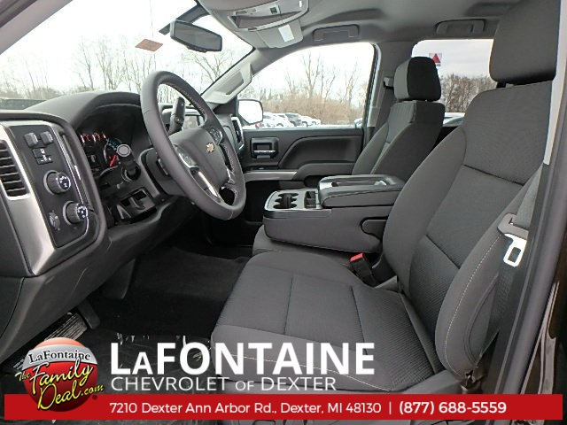 2018 Silverado 1500 Double Cab 4x4, Pickup #18C565 - photo 4