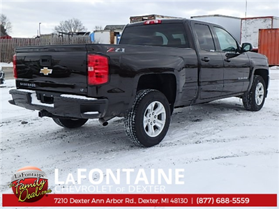 2018 Silverado 1500 Double Cab 4x4, Pickup #18C565 - photo 2