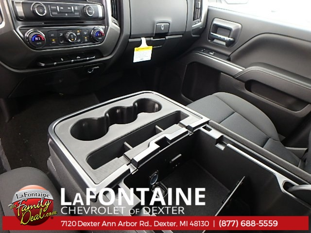 2018 Silverado 1500 Double Cab 4x4, Pickup #18C569 - photo 25