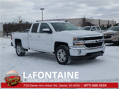 2018 Silverado 1500 Double Cab 4x4, Pickup #18C569 - photo 1