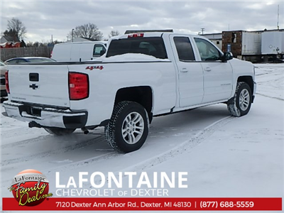 2018 Silverado 1500 Double Cab 4x4, Pickup #18C569 - photo 2