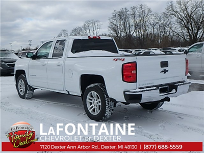 2018 Silverado 1500 Double Cab 4x4, Pickup #18C569 - photo 3