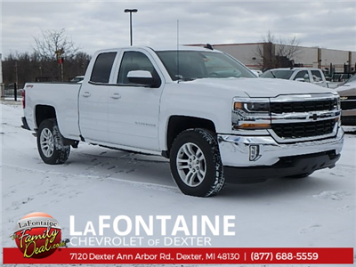 2018 Silverado 1500 Double Cab 4x4, Pickup #18C569 - photo 45