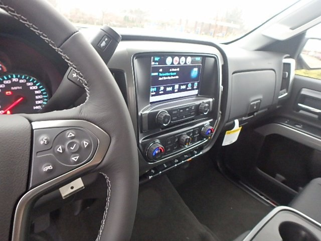 2018 Silverado 1500 Extended Cab 4x4 Pickup #18C577 - photo 15