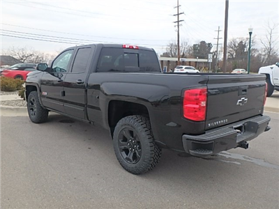 2018 Silverado 1500 Extended Cab 4x4 Pickup #18C577 - photo 3