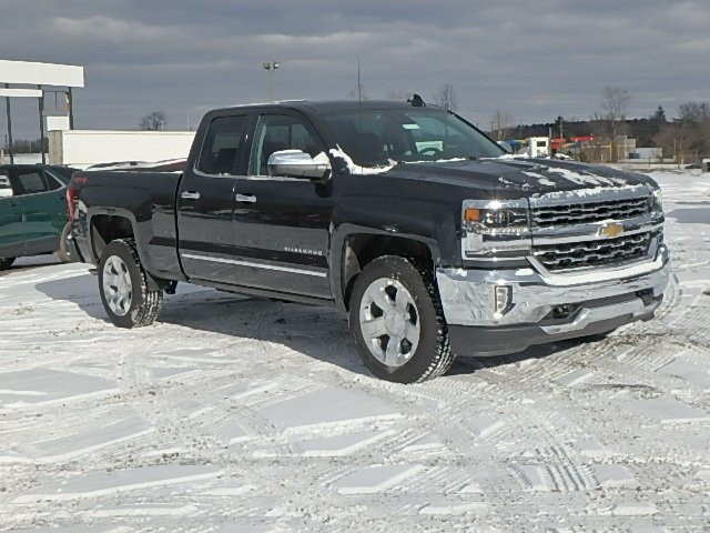 2018 Silverado 1500 Double Cab 4x4,  Pickup #18C583 - photo 1