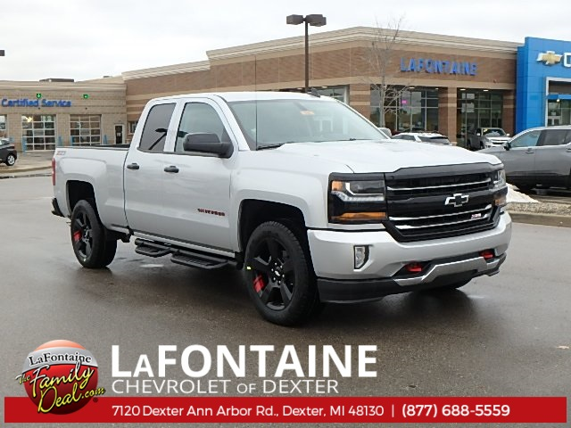2018 Silverado 1500 Extended Cab 4x4 Pickup #18C786 - photo 1