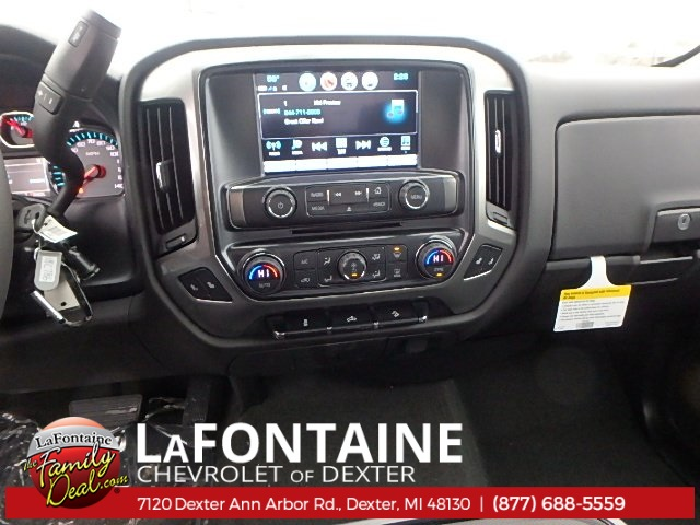 2018 Silverado 1500 Extended Cab 4x4 Pickup #18C786 - photo 17
