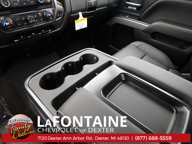 2018 Silverado 1500 Extended Cab 4x4 Pickup #18C786 - photo 25