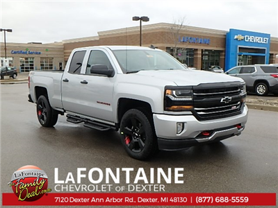 2018 Silverado 1500 Extended Cab 4x4 Pickup #18C786 - photo 46
