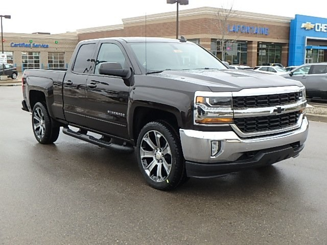 2018 Silverado 1500 Double Cab 4x4, Pickup #18C803 - photo 50