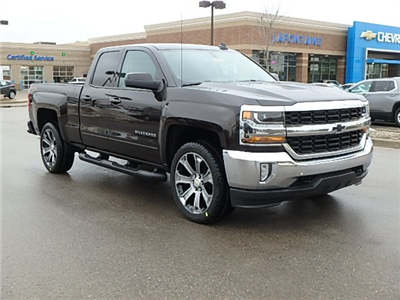 2018 Silverado 1500 Double Cab 4x4, Pickup #18C803 - photo 1