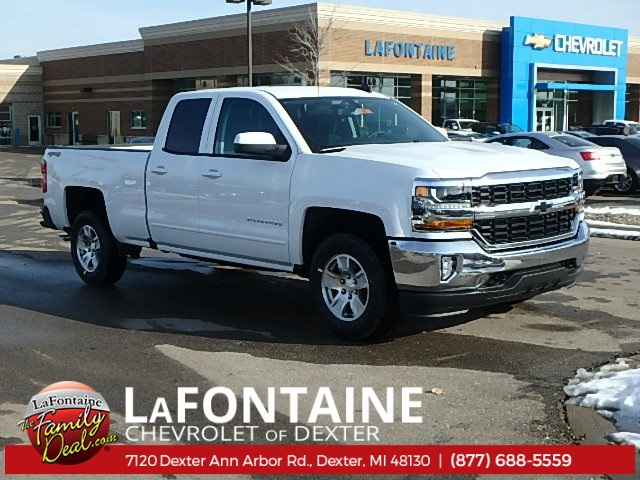 2018 Silverado 1500 Double Cab 4x4, Pickup #18C883 - photo 1
