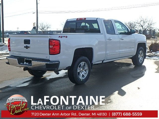 2018 Silverado 1500 Double Cab 4x4, Pickup #18C883 - photo 2