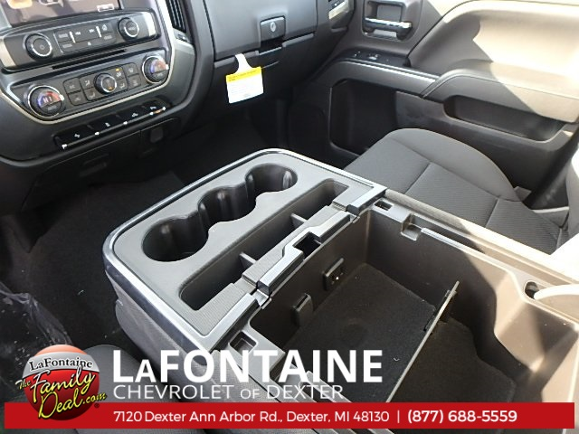 2018 Silverado 1500 Double Cab 4x4, Pickup #18C883 - photo 25