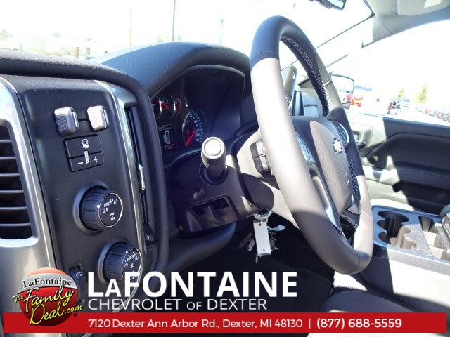 2018 Silverado 1500 Double Cab 4x4, Pickup #18C894 - photo 10