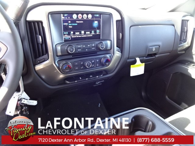 2018 Silverado 1500 Double Cab 4x4, Pickup #18C894 - photo 17